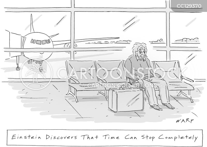 long wait cartoon