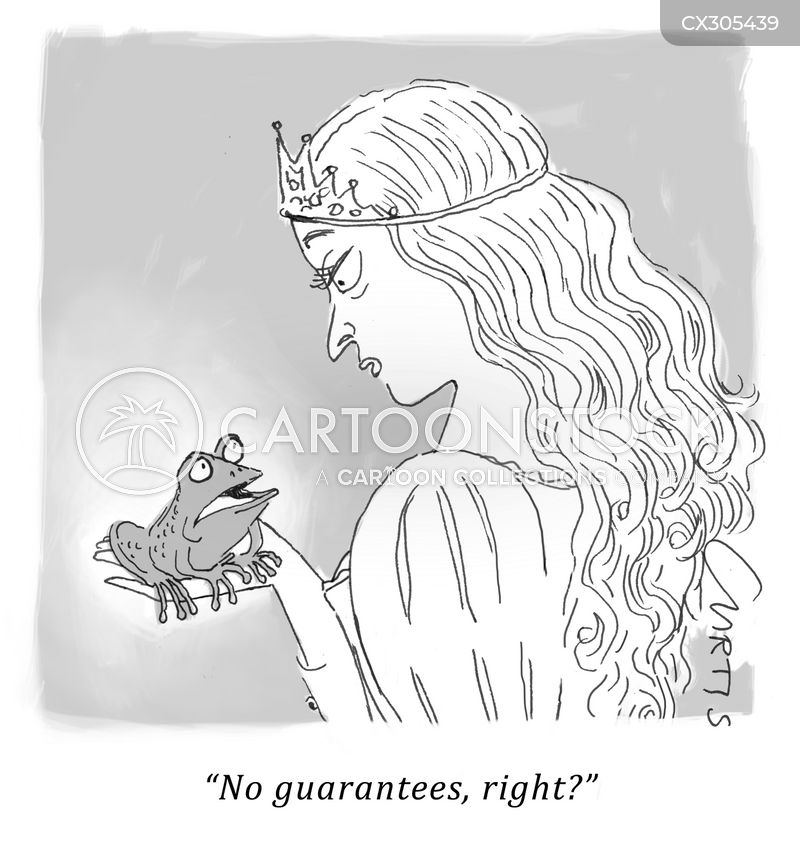 guarantees cartoon