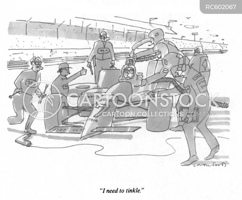 grand prix cartoon