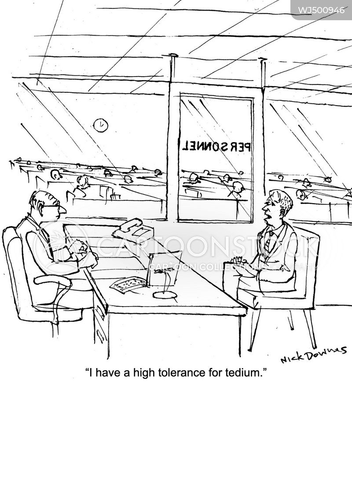 tolerant cartoon