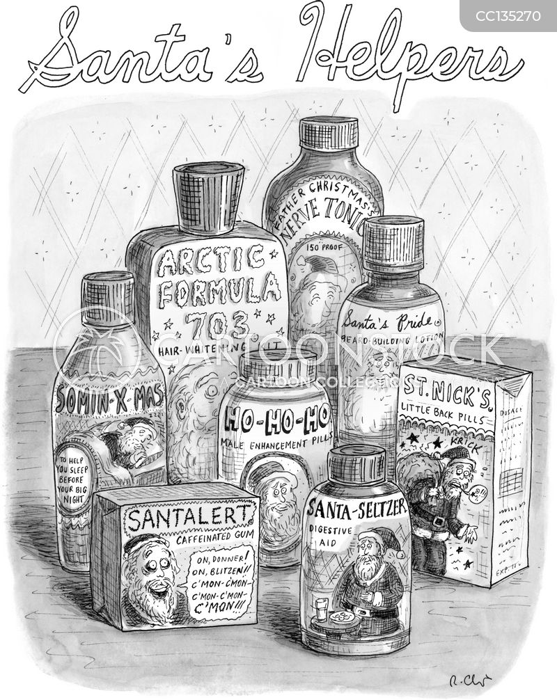 seltzer cartoon