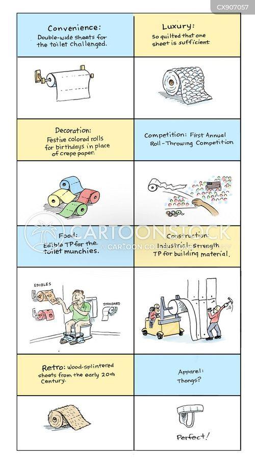 absurd cartoon