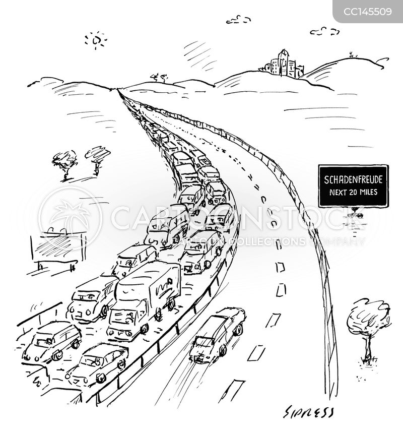 rush-hour cartoon