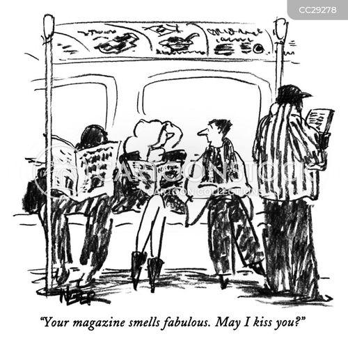 effortless cartoon