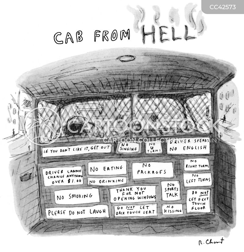 from hell cartoon