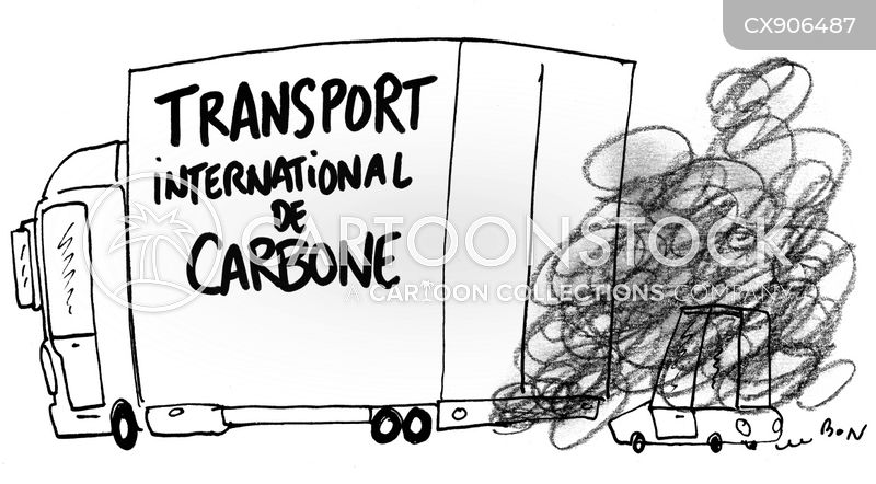 emission cartoon