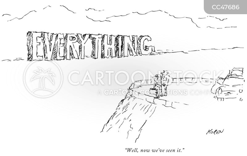 everything cartoon