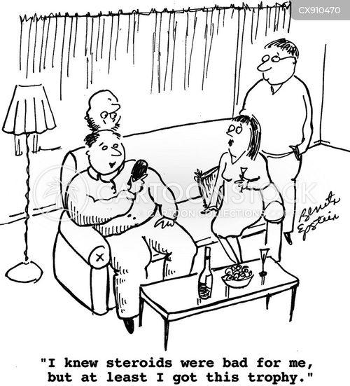 deformity cartoon