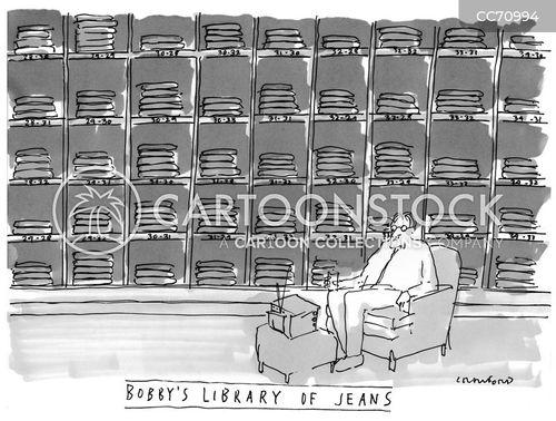 jeans cartoon