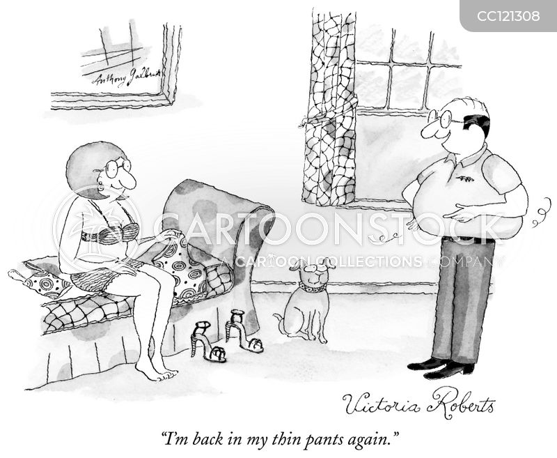 trousers cartoon