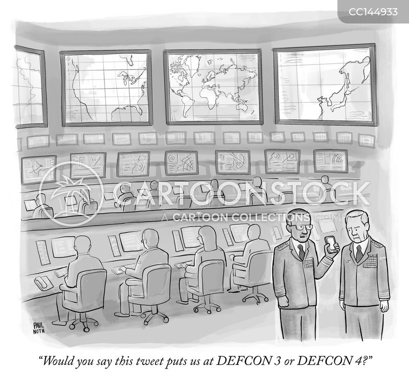 fake news cartoon