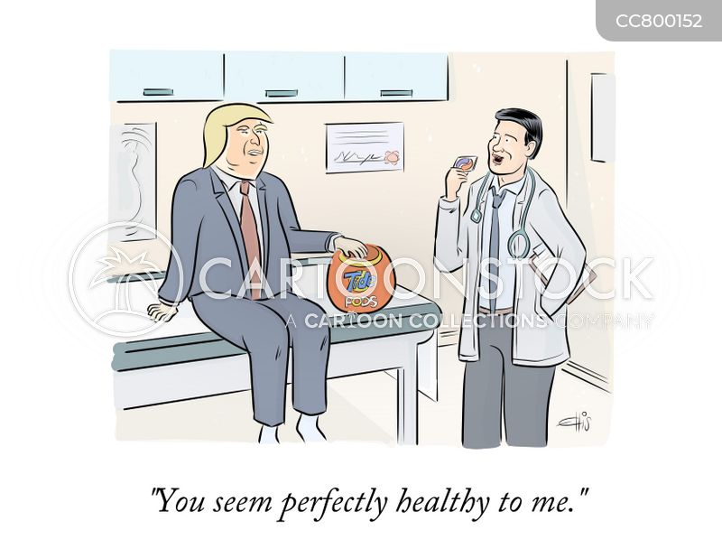 physicals cartoon
