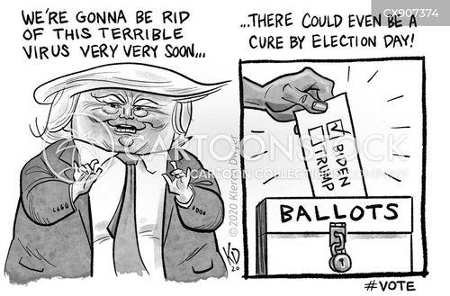 ballots cartoon