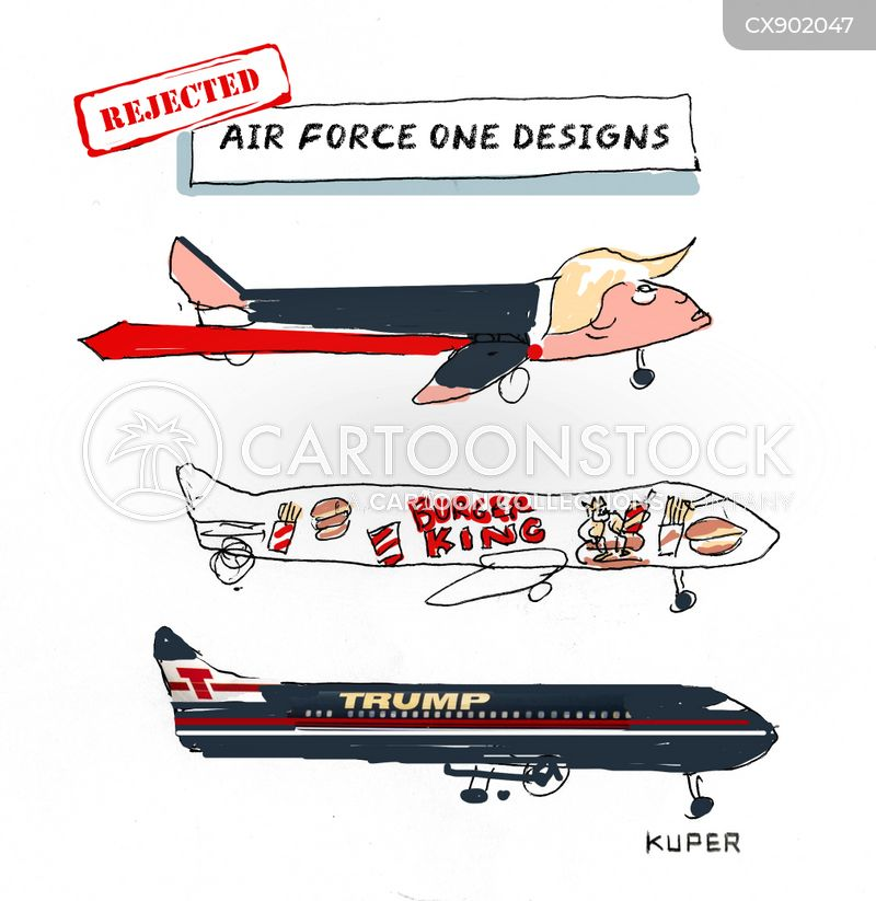 trump politics cartoon