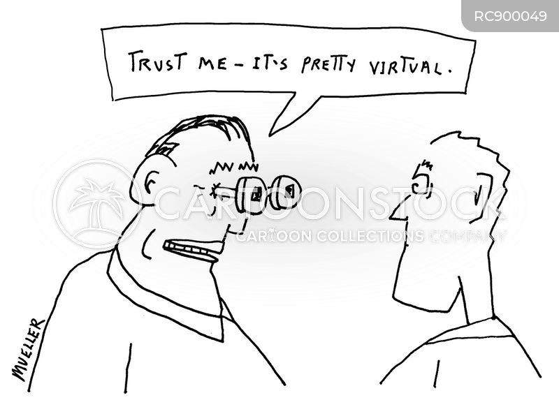 trusts cartoon