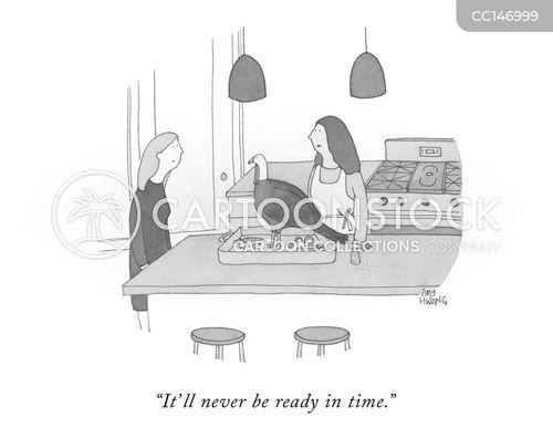 bad cook cartoon