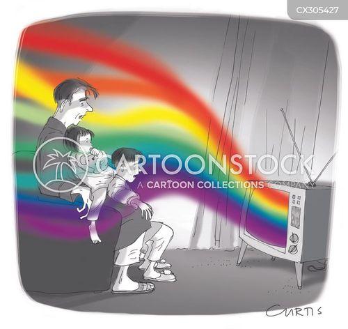 screen-time cartoon
