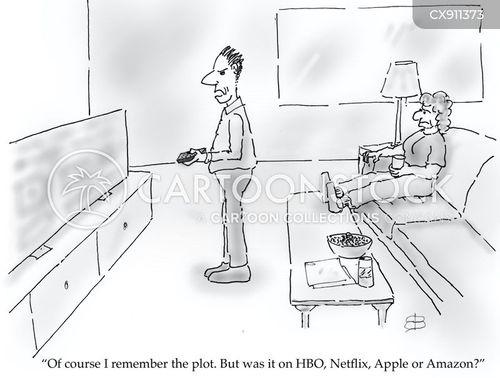 binge cartoon