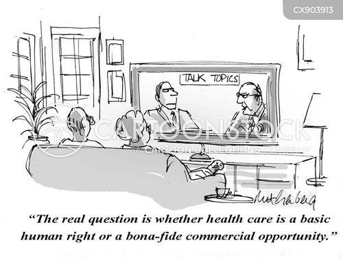 privatisation cartoon