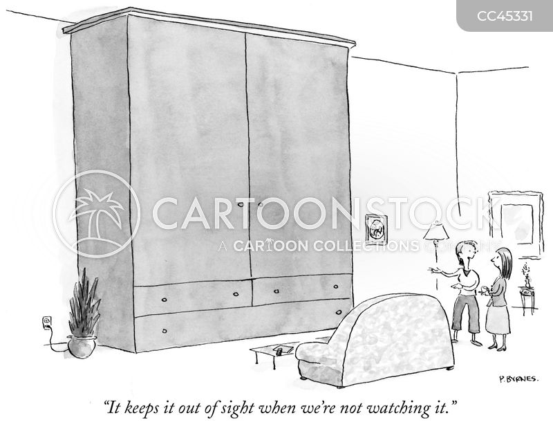 Interior Design cartoon