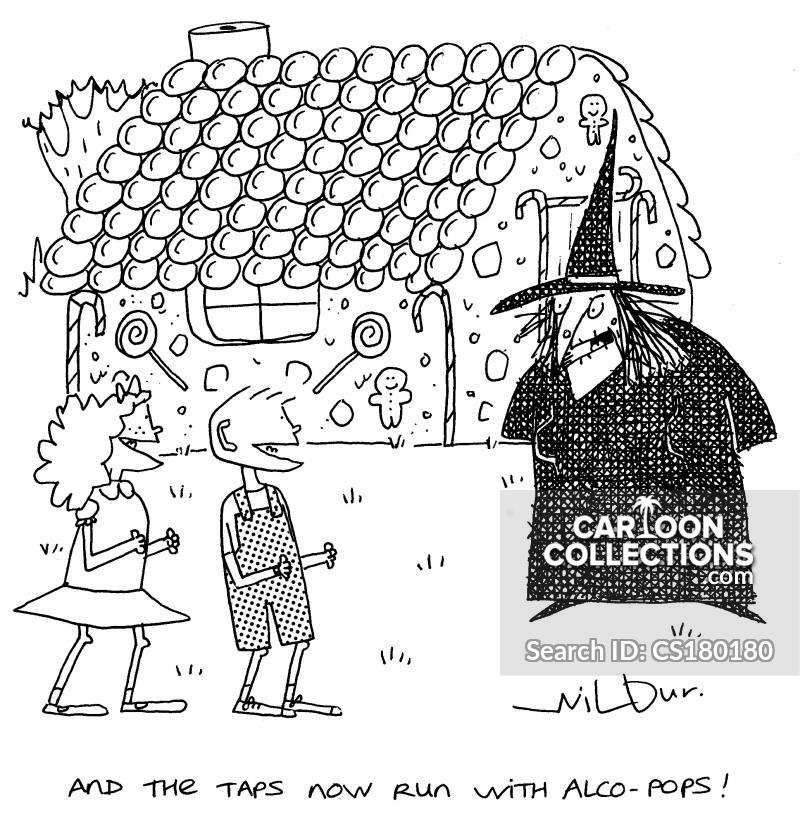 alco-pops cartoon