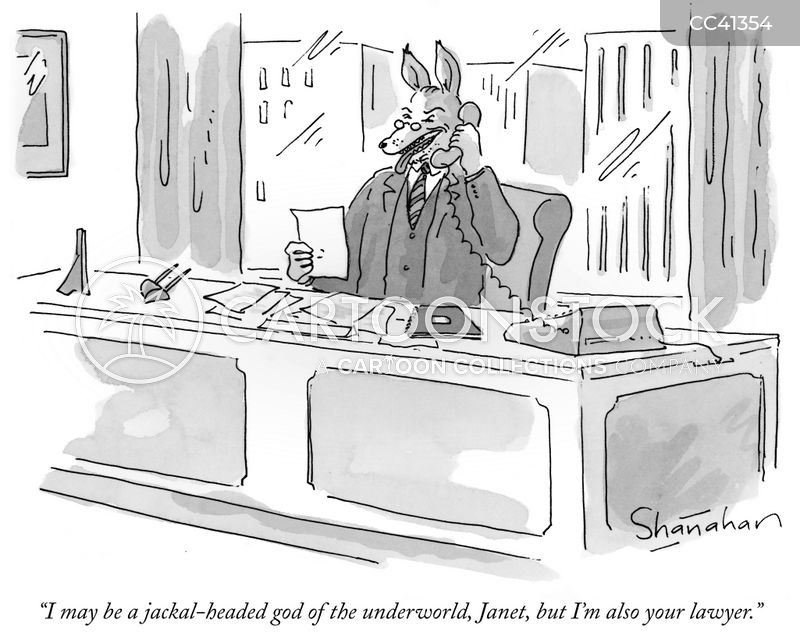 jackals cartoon