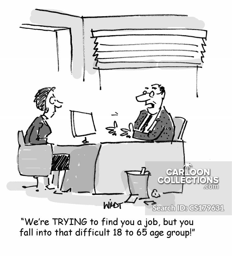 job shops cartoon