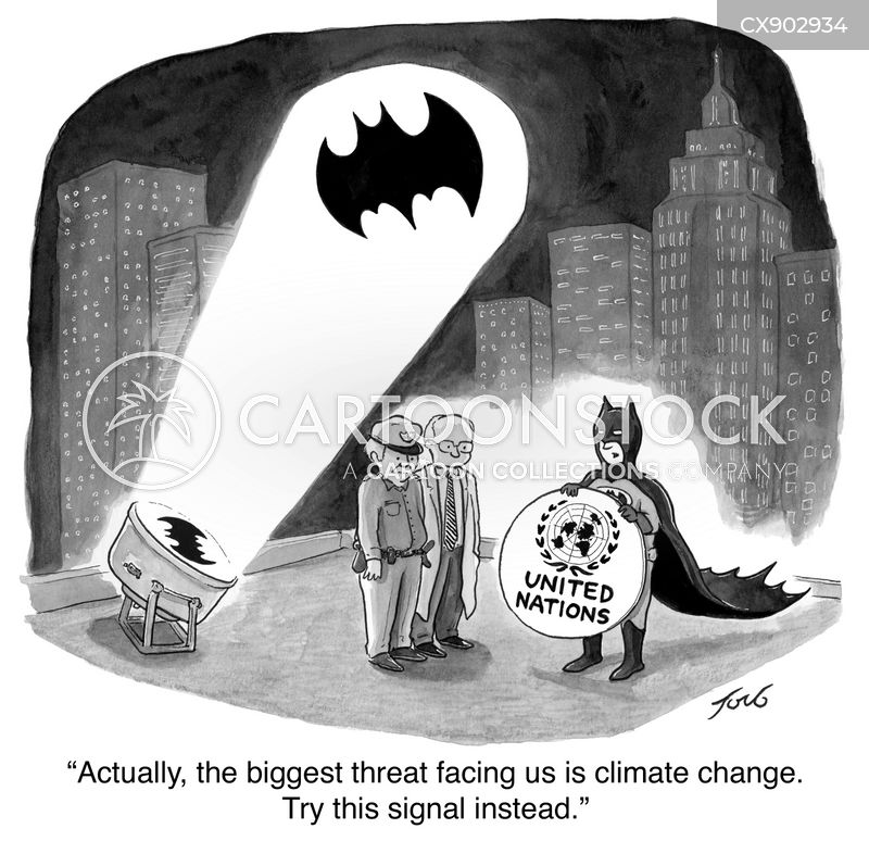 climate crisis cartoon