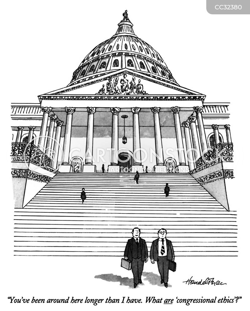 washington dc cartoon