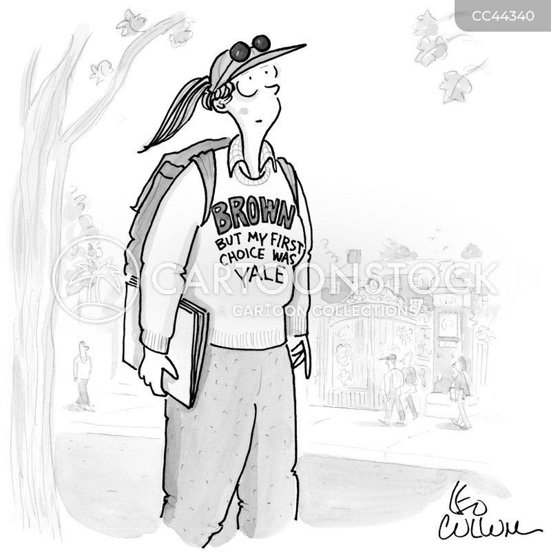 higher education cartoon