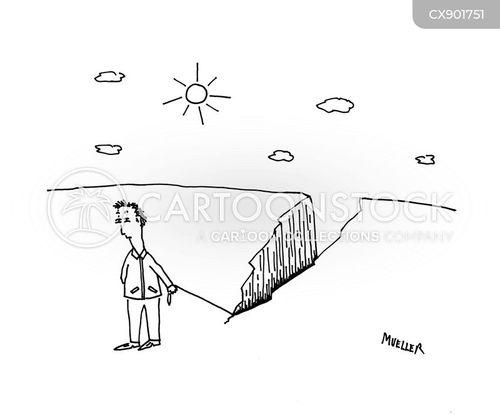 earthquakes cartoon