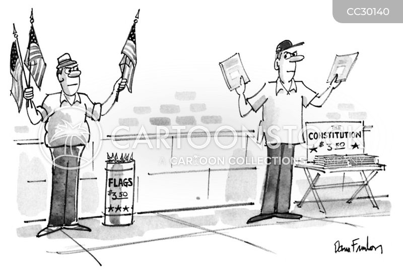 constitutional amendment cartoon