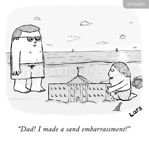 embarrasses cartoon