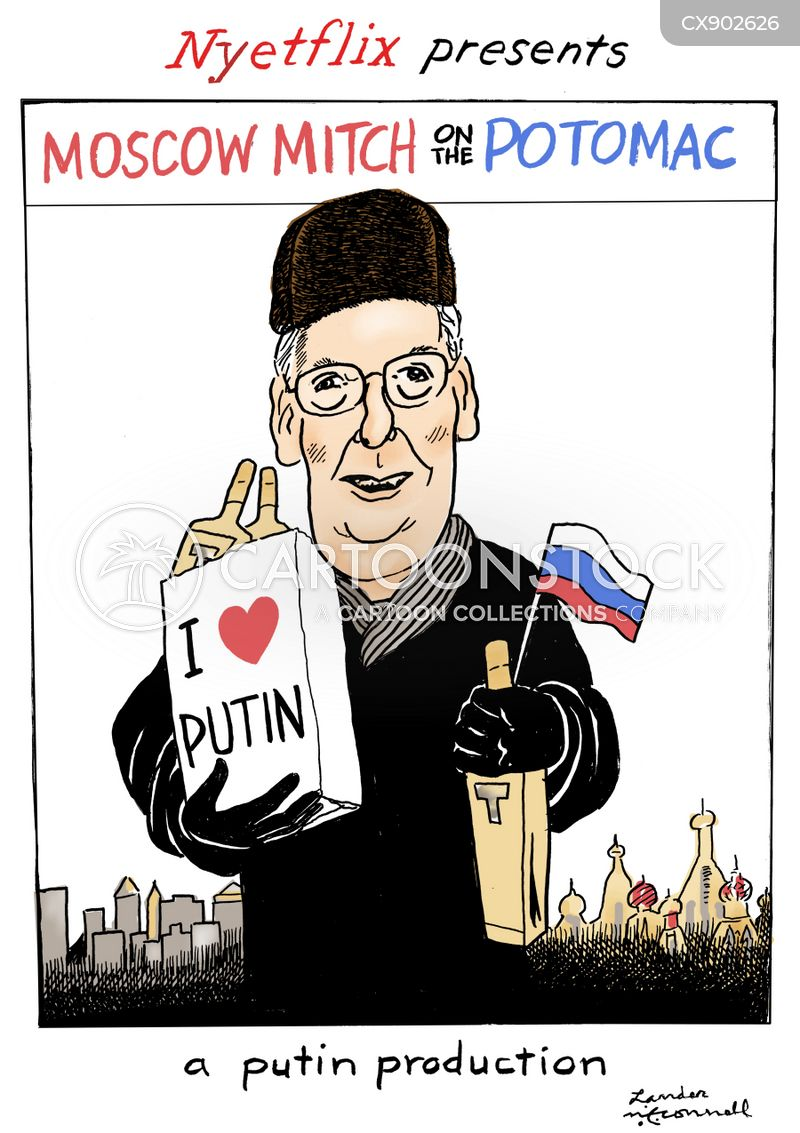 vladimir putin cartoon