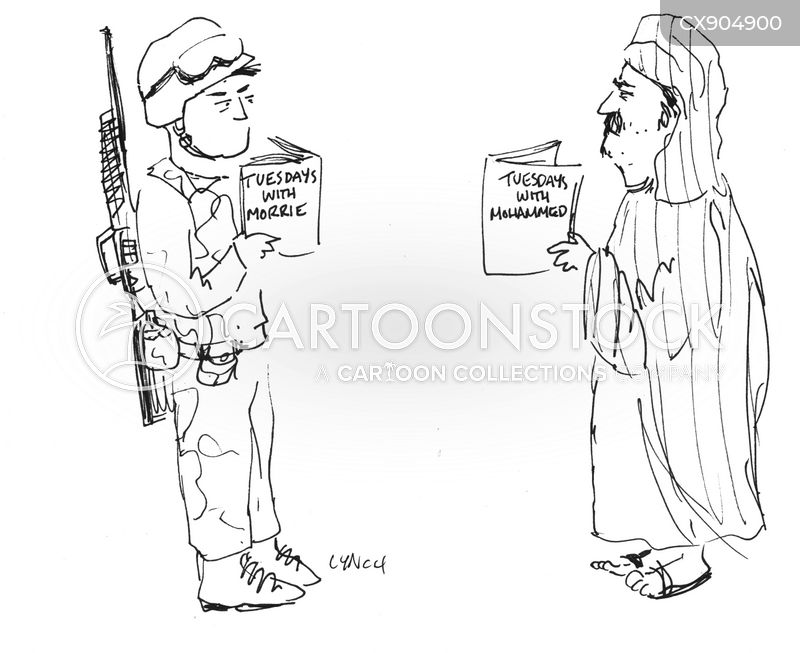 cultural differences cartoon