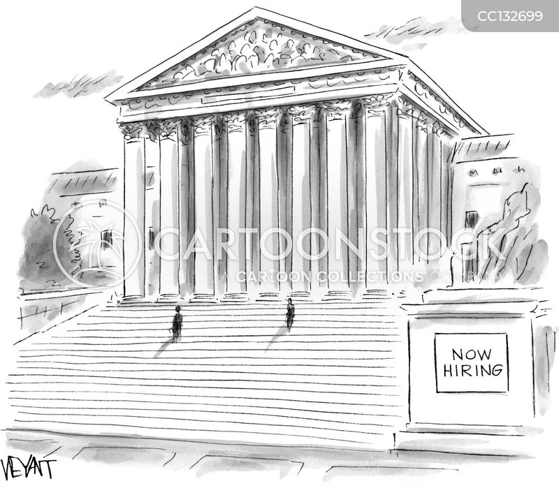 merrick garland cartoon