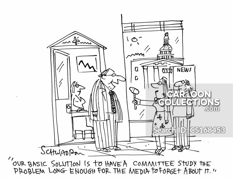government committees cartoon
