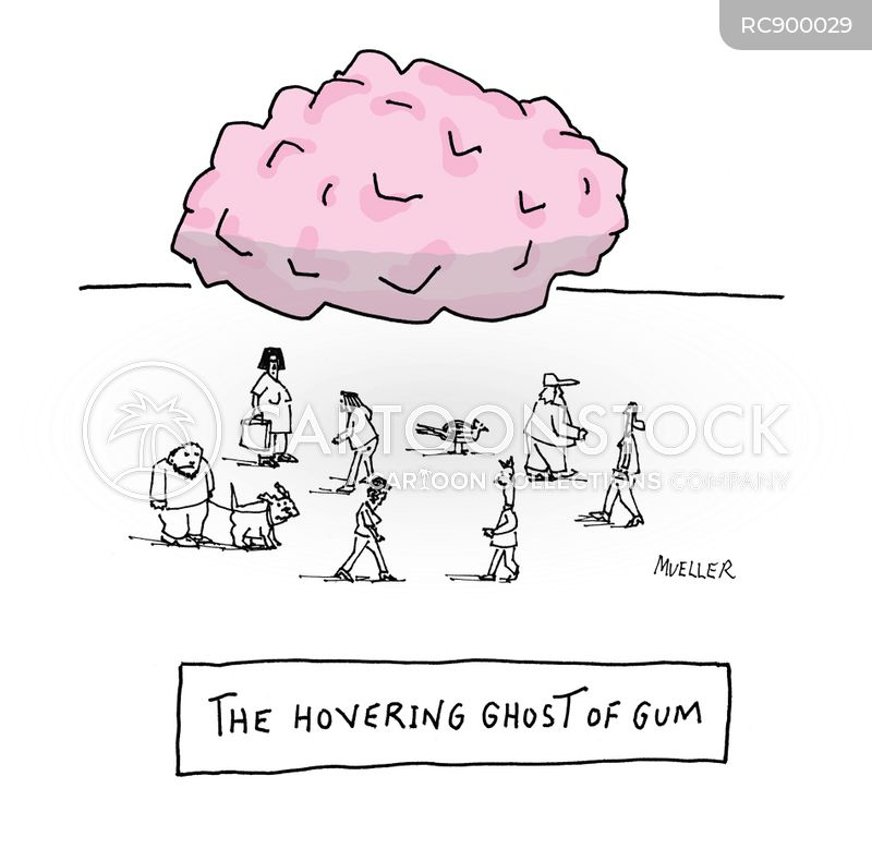 gums cartoon