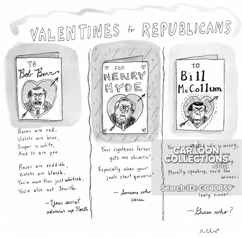 impeachment trials cartoon