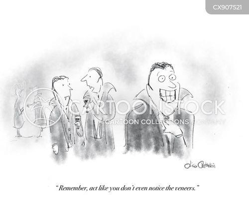 point cartoon