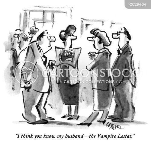 vampires cartoon