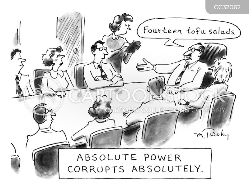powers cartoon