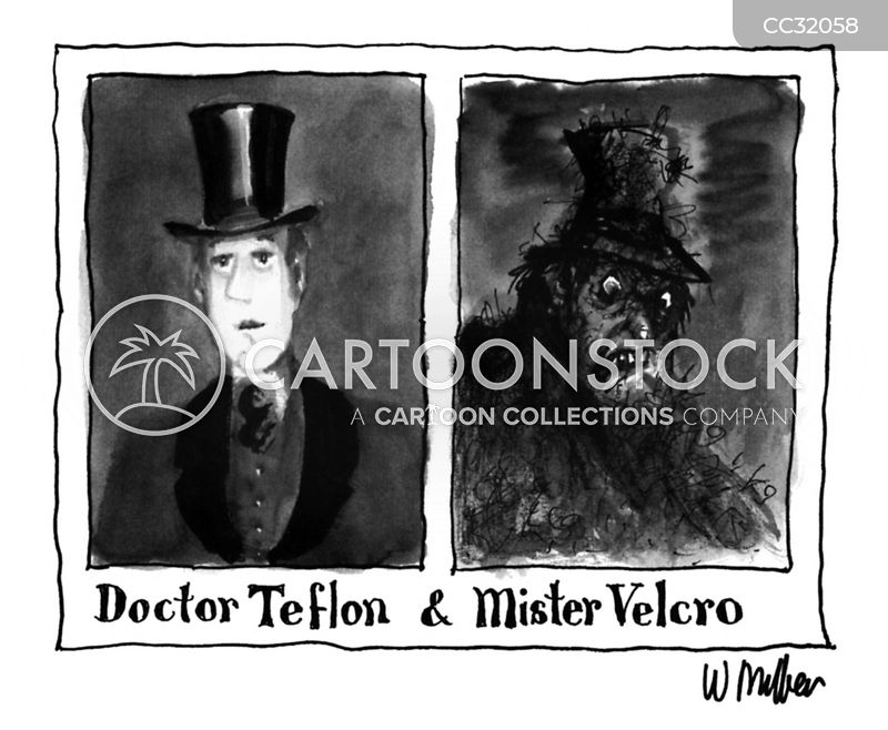 dr. jekyll and mr. hyde cartoon