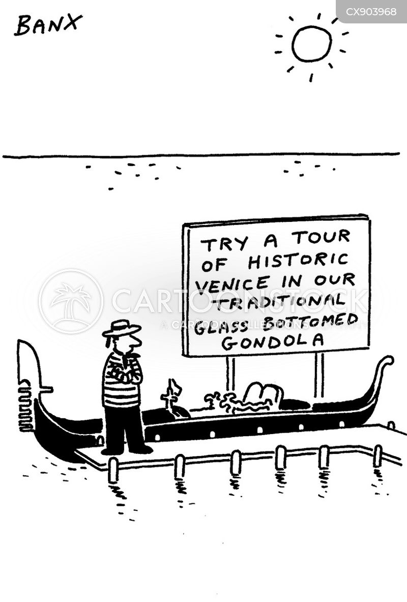 gondola cartoon