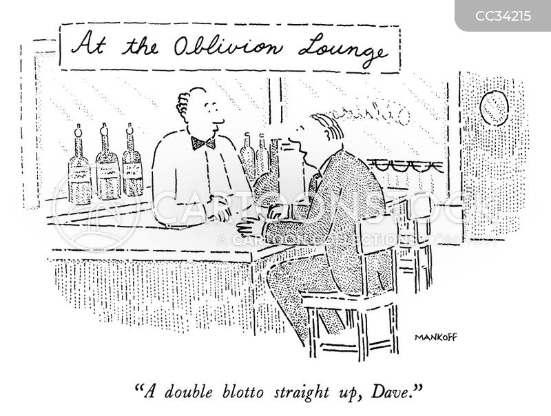 double shots cartoon