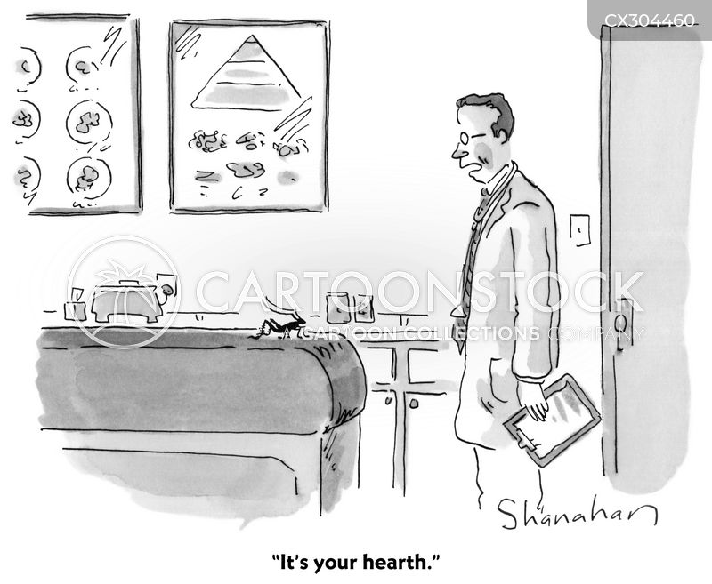 veterinarian clinics cartoon
