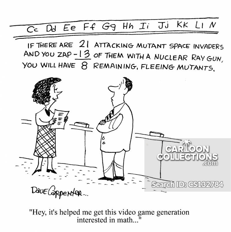 video game generation cartoon