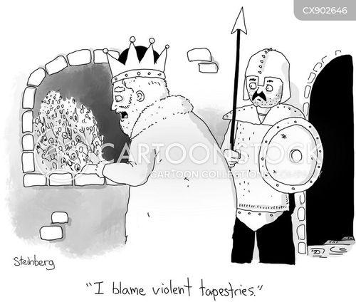 social problems cartoon