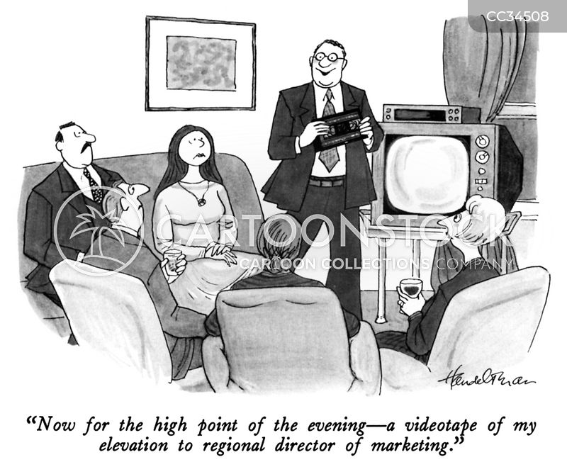 highlight reels cartoon