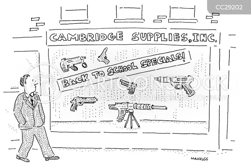 2nd amendment cartoon
